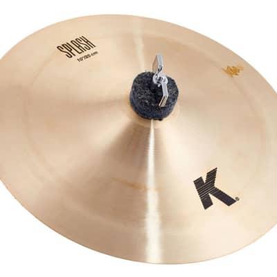 "Zildjian 10"" K Series Splash Cymbal"