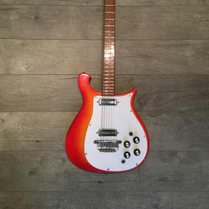 Rickenbacker 450/12 Fireglo 1966