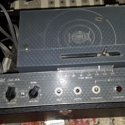 Maestro Maestro Echoplex EP-3 Solid State Tape Delay Effects Unit 1970s Grey for sale