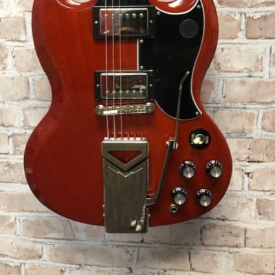Gibson SG Standard 61  2021 Cherry (S59)