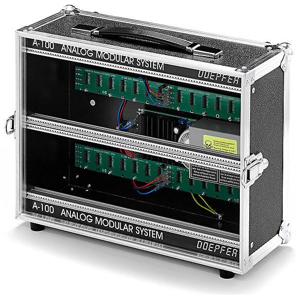 doepfer a 100p6 portable powered eurorack case psu3 power reverb. Black Bedroom Furniture Sets. Home Design Ideas