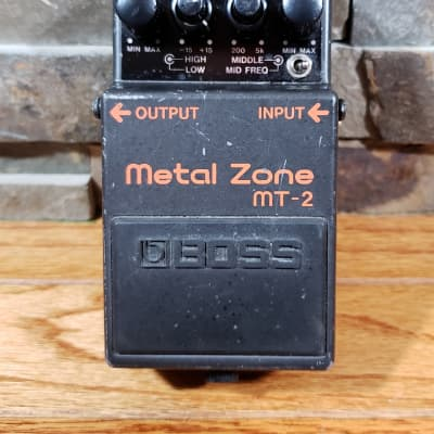 Boss MT-2 Modded By Diecast Electronics