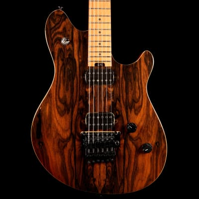 EVH Wolfgang WG Standard Exotic Ziricote Baked Natural for sale