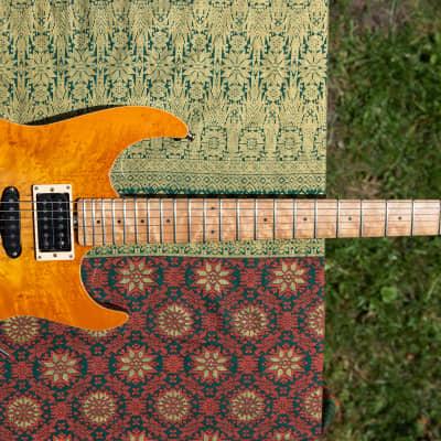 Bruno Traverso Luthier Super Strat yr 2000 https://www.brunotraverso.com for sale