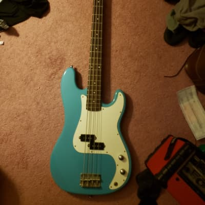 S101 4 String Excellent Quality 2010s Sky Blue for sale