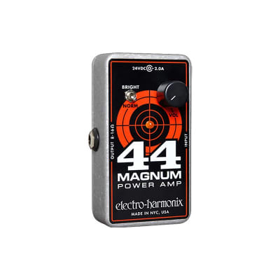 ELECTRO HARMONIX 44 MAGNUM POWER AMP for sale