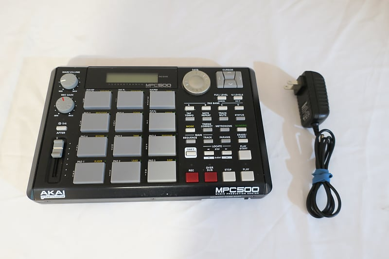 Akai MPC500 Music Production Center MPC Beat Maker Drum   Reverb
