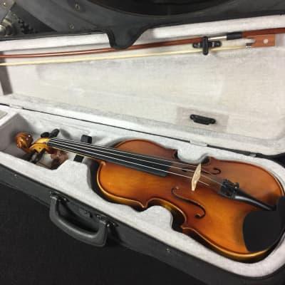3/4 Violin w/ Bow & Case