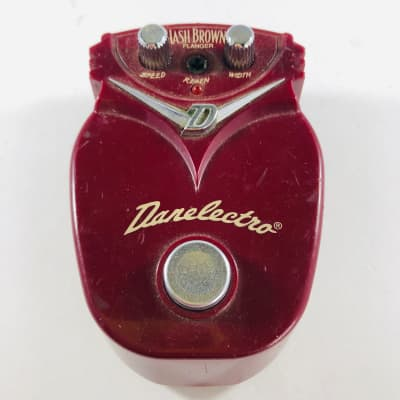 Danelectro Hash Browns Flanger  *Sustainably Shipped*