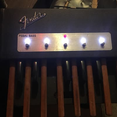 Fender Pedal Bass Vintage Synth