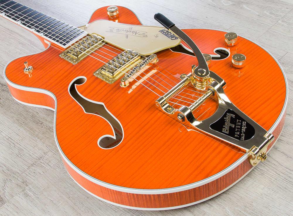 gretsch players edition nashville center block guitar bigsby reverb. Black Bedroom Furniture Sets. Home Design Ideas