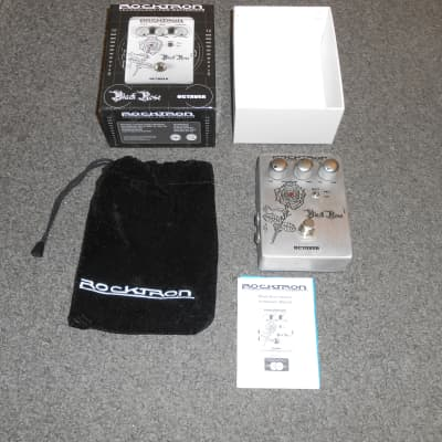 Rocktron Black Rose Octaver Pedal  Mint in Box for sale