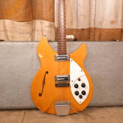 Rickenbacker Rose Morris Model 1997 / 330 1965 Maple Glo for sale