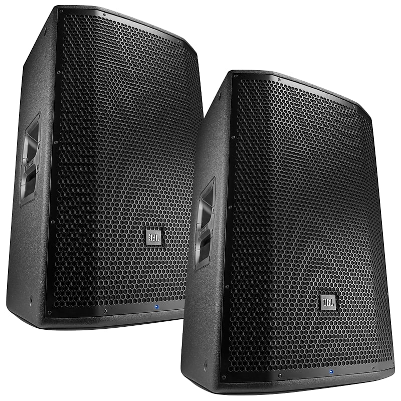 6af86aef0 JBL PRX815 Powered Speakers with WiFi (15 Inch