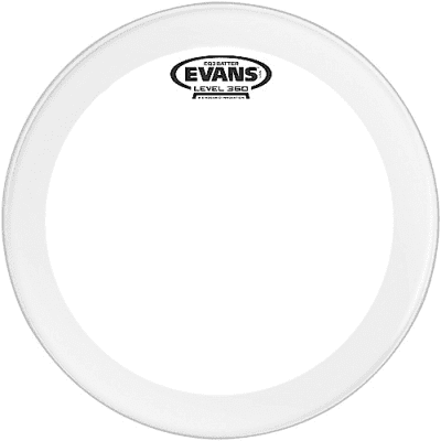 Evans BD26GB3 EQ3 Clear Bass Drum Head - 26""