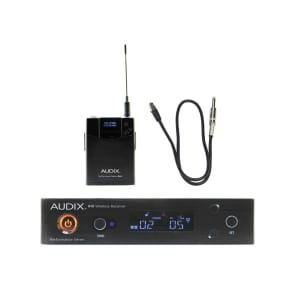 Audix AP41GTRA Guitar/Bass Wireless Instrument System - Band A (522-554 MHz)