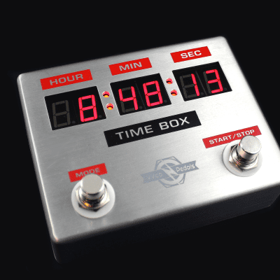 VVco Pedals- Time Box Pedal