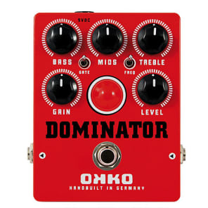 Okko Dominator MK2 Red for sale