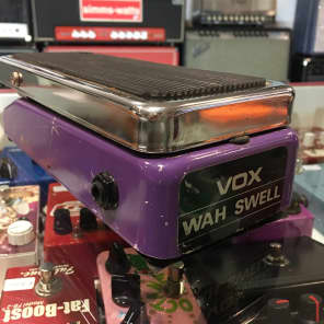 Color sound Vox Wah Swell Solasound era for sale