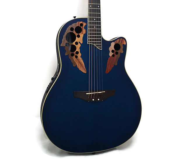 Applause by Ovation AE147 Mid-Depth Acoustic-Electric Guitar | Reverb