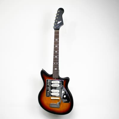 Guyatone Lafayette 1967 Sunburst for sale