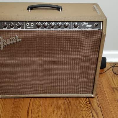 Fender Pro Amp  1961
