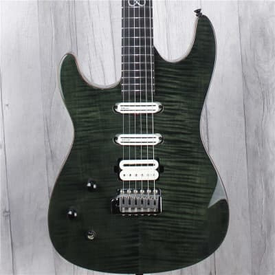 Chapman ML-1, Trans Black, Left-Handed, Second-Hand for sale