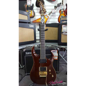 Diamond Halcyon with Seymor Duncan Pickups, Grover Tuner and Floyd Rose for sale