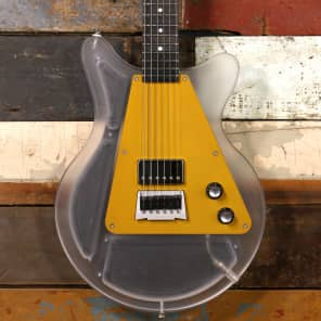 Aluminati Guitar Company Keystone Aluminum Neck Guitar for sale