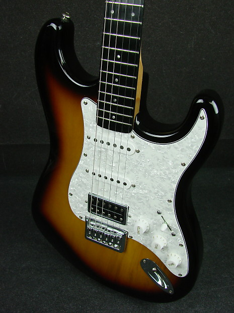fretlight 500 series solid body electric guitar w connection reverb. Black Bedroom Furniture Sets. Home Design Ideas