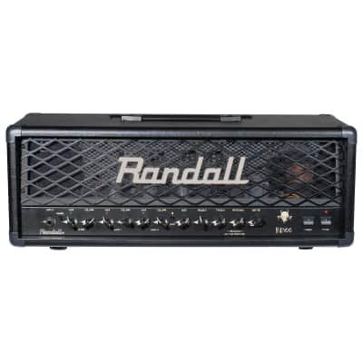 Randall RD100H Diavlo 3-Channel 100-Watt Tube Guitar Amp Head