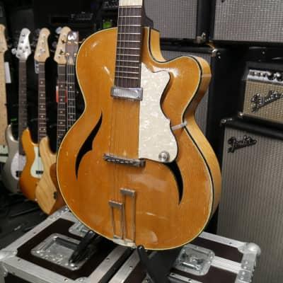 Hofner 459S-E natural 1958 for sale