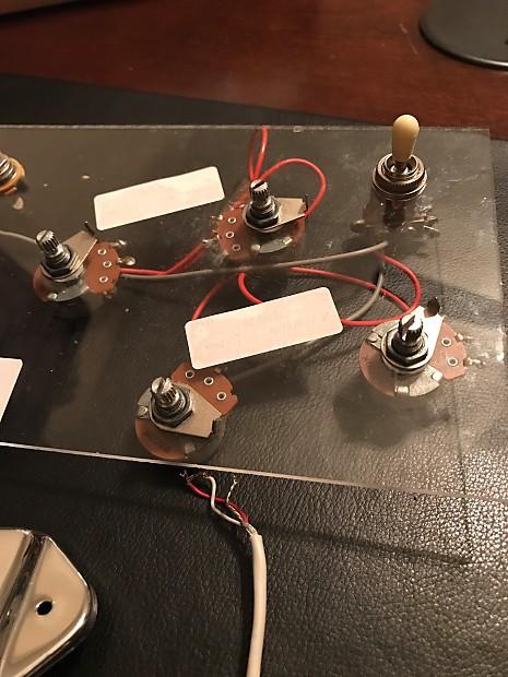 Epiphone Casino Wiring Harness