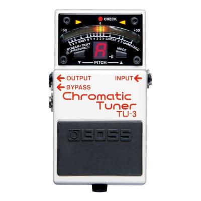 Boss TU-3 Chromatic Tuner Pedal for sale