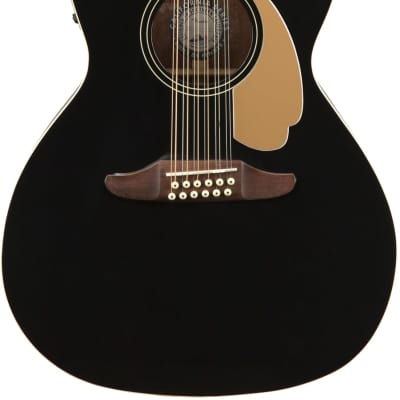 Fender Villager 12-String Acoustic-Electric Guitar for sale