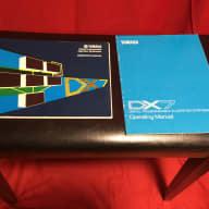 Yamaha  DX7  Manual