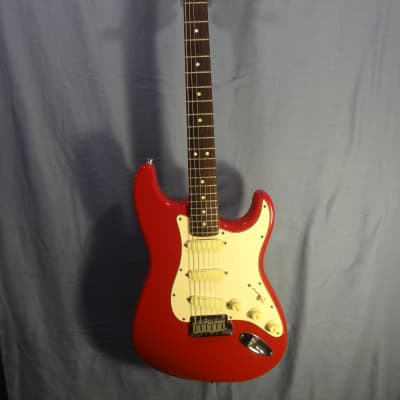 Fender Strat Plus 1988 Lipstick Red, Brand New, Never Played! Original Case for sale