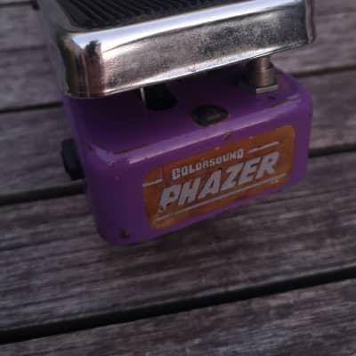 Colorsound PHAZER (PHASER) for sale