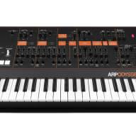 Korg Arp Odyssey  (Black &Orange MKIII Style)