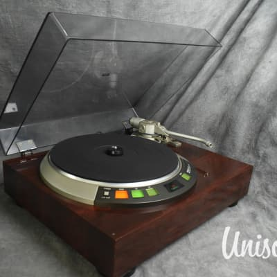 Denon DP-57M Direct Drive Turntable System in Very Good Condition!