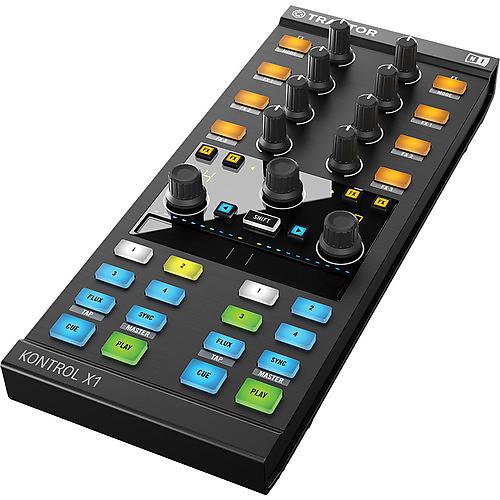 Native Instruments TRAKTOR KONTROL X1 Mk2 Add-On DJ | Reverb