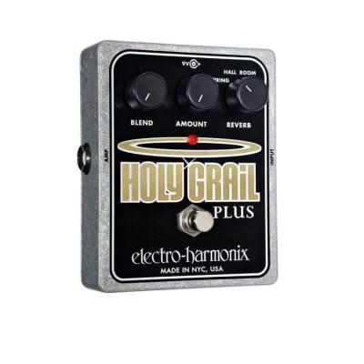 Pedal Electro-Harmonix Holy Grail Plus
