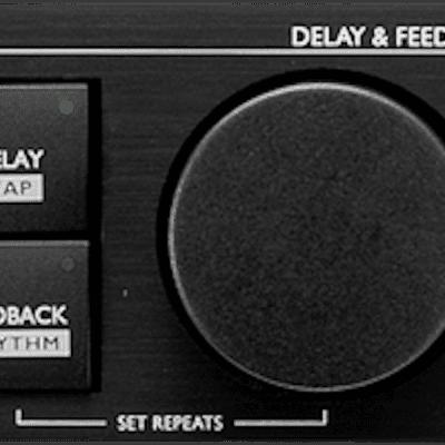 New TC Electronic D-TWO Rack mount Multi tap Rhythm Delay Unit w/Flexible Control