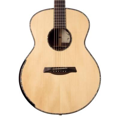 Maestro Guitars Private Collection Raffles MR SB AX - Adirondack / Madagascar Small Jumbo for sale