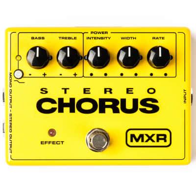 MXR M137 Stereo Chorus