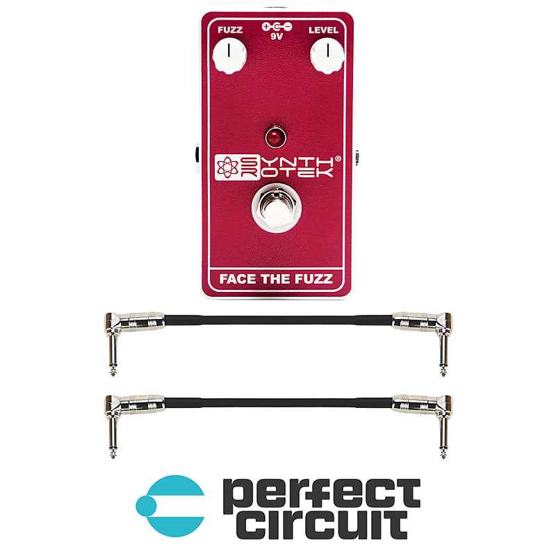 Synthrotek Face The Fuzz | Perfect Circuit on