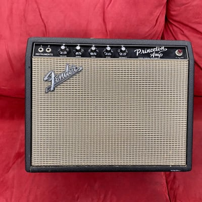 Fender Princeton Amp Type: AA964 1966 Blackface for sale