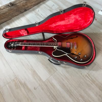 Jacobacci R2 1985 Sunburst gaucher / lefthanded for sale