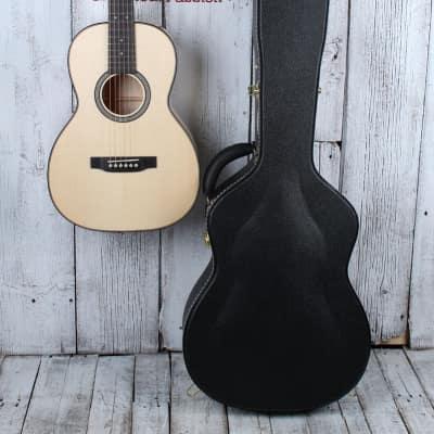 Martin Custom Shop 00-12F European Flame Maple Acoustic Guitar w Hardshell Case