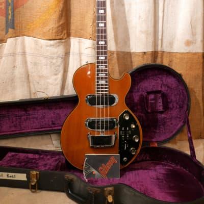 Gibson Les Paul Bass 1974 Walnut for sale